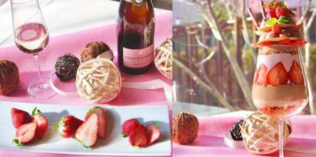 軽井沢ステイで旬のいちごを食べ比べ!「ホテルサイプレス軽井沢」の「Sweetストロベリープラン」で癒し旅