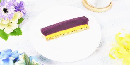 濃厚すぎる!紫芋と焼き芋の2種類のペーストを使用したローソン「ほくとろ豊潤紫スイートポテト」
