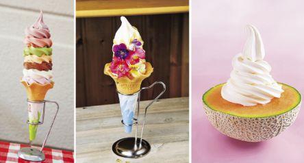 フォトジェニックすぎてきゅん♡北海道・小樽のソフトクリーム5選