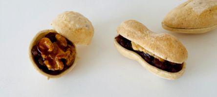 【お取り寄せもOK!】「種嘉商店」のナッツ形の京都最中は、200円で至福のひとくち