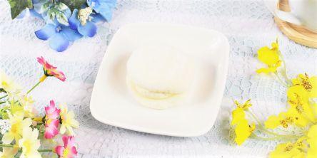 ふんわり真っ白フォルムがかわいすぎる!!ファミマの「ふわまろレアチーズ」を実食レポ