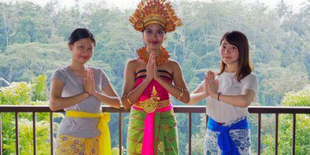 【星のやバリ】『バリ舞踊美人滞在』体験記