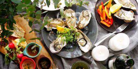 旬真っ只中!生牡蠣のおしゃれな食べ方【kyoko_plusのレシピ&テーブルコーデvol.29】