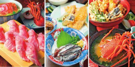 伊豆の必食グルメ!とれぴち海鮮料理8選