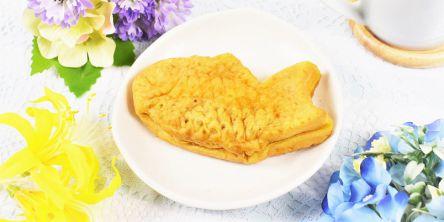 【Uchi Café×八天堂の注目コラボスイーツ】冷やしても温めてもおいしい!ローソン新作たいやき