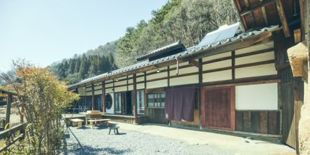 1日1組限定「るうふ 峡之家」がオープン!築137年の古民家宿でここだけのスペシャル体験