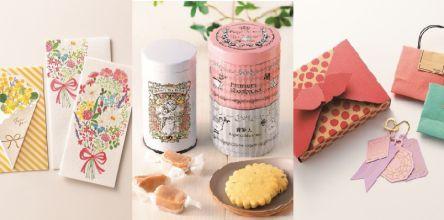 東武百貨店池袋本店で『贈る文具博』と『かわいいお菓子と箱菓子フェア』が3月11日~同時開催!