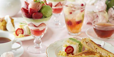 Afternoon Tea TEAROOM「春の贅沢ティーコース」が3月17日から予約開始!ゆったり楽しむスペシャルコースや限定メニューを紹介
