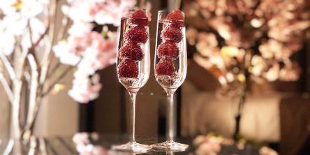 お部屋に桜が!ホテルニューオータニ幕張の「夜桜スイート」で安心&極上のお花見を