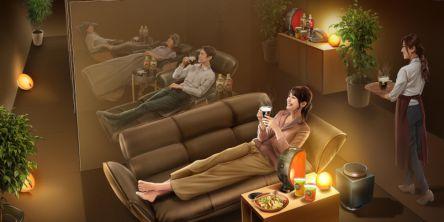 睡眠足りてる?!質の良い眠りが学べるリラックス空間が「ネスカフェ 原宿」内にオープン!