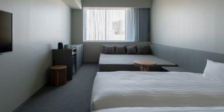 アート作品を好きなだけ堪能できる!新感覚ホテル「KAIKA 東京 by THE SHARE HOTELS」