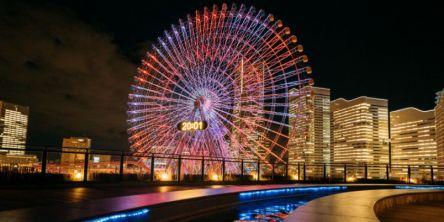 夜景の撮影テク公開!フォトグラファーもろんのんが撮る横浜nightトリップ