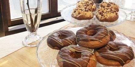 世田谷・経堂に「くろねこドーナツ」がオープンしたニャー!王道から個性派まで幅広いラインナップをパクッ