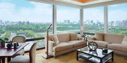 6年連続5つ星獲得!皇居外苑を望む「ザ・ペニンシュラ東京」で極上ステイ