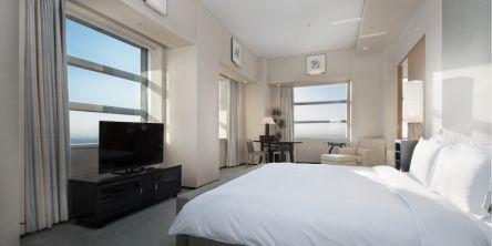 新宿の5つ星ホテル「パーク ハイアット 東京」で東京を一望する本格派のラグジュアリーステイを