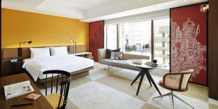 銀座を象徴するアートが満載!伝統と革新が融合したホテル「ハイアット セントリック 銀座 東京」