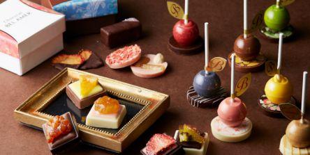 自由が丘にショコラ専門店「ショコラ ベルアメール」がオープン!カフェを併設した新店舗♪