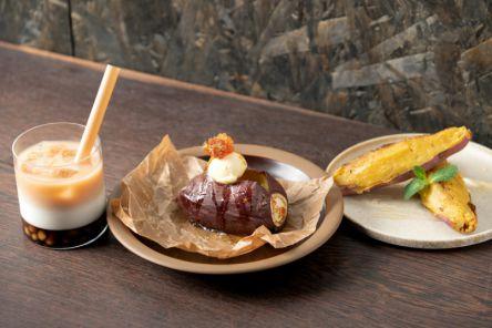 創作焼き芋専門店「浪漫焼き芋 芋の巣」が大阪・堀江にオープン!話題の絶品さつまいもスイーツ食べ比べちゃおう♪