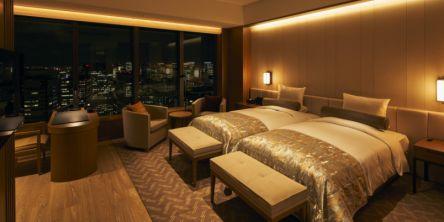 """格式と心地よさのある「The Okura Tokyo」へ。""""日本らしいホテル""""で極上ステイを"""