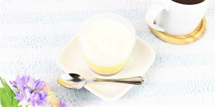 ローソン「プークリム -ふわとろクリームプリン-」は、とろ×ふわっの新食感プリンだった!!