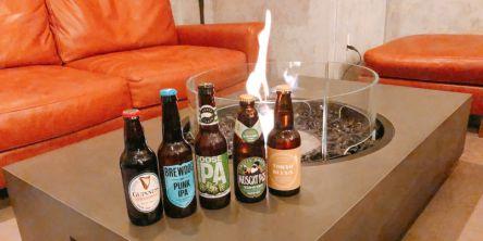 暖炉のあるクラフトビールカフェ!中目黒の「Arl Eee nakameguro」でチルな雰囲気を♪