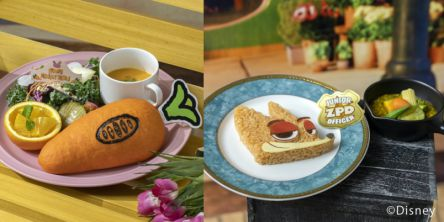 ディズニー映画『ズートピア』5周年記念!「ズートピア」OH MY CAFÉが東京・大阪・名古屋で期間限定オープン