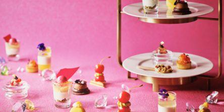 宝石みたいなアフタヌーンティーが品川「ストリングスホテル東京インターコンチネンタル」でSTART!