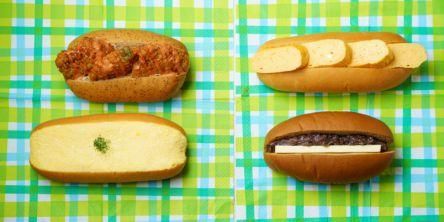「ブルーキッチンの間借りパン(仮)」のコッペパンは、ボリュームたっぷりで幸せな気分に!