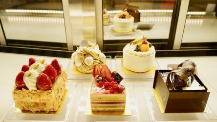 浜松町に「パティスリー NOLI et NORI」が誕生!宝石みたいなホールケーキが手土産に最適