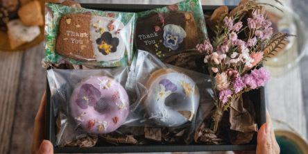 【「母の日ギフトBOX」予約受付まもなく終了!】gmgm(グムグム)の人気商品「お花のクッキー」がリニューアル