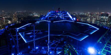 「六本木ヒルズ展望台」がリニューアル。最高の眺望×ポップカルチャーが融合!