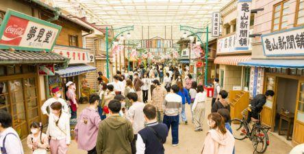 オープン当日、体験レポ! 昭和レトロな「西武園ゆうえんち」で、昔懐かしい商店街やゴジラの世界に大興奮