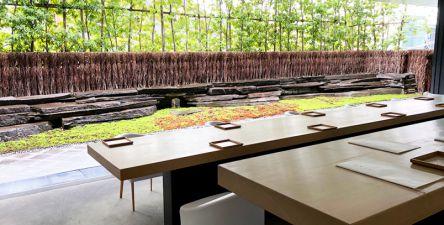 表参道「茶洒 金田中」で過ごす和の本格ランチ&甘味を味わう。都心の喧騒から離れた贅沢な時間を…。