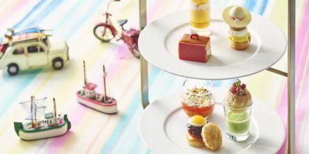 アフタヌーンティーで世界を巡る「トラベル・アフタヌーンティー」がストリングスホテル東京インターコンチネンタルで開催!