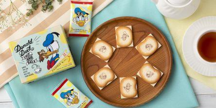 話題沸騰!「東京ばな奈」×「ディズニー」のスイーツショップに「ドナルドダックとチップ&デール」の新作登場