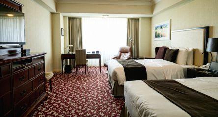 開業130年超。名門「帝国ホテル 東京」で歴史と伝統を感じながら贅沢ステイ!
