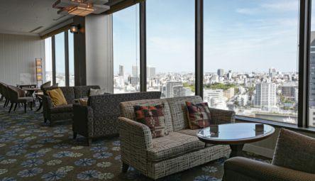 贅沢&快適ワーケーションは「ロイヤルパークホテル」のエグゼクティブフロアで