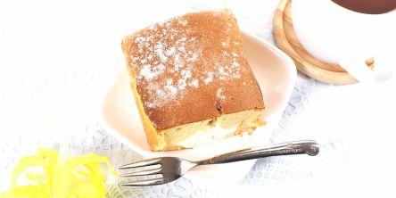 ローソンの「生シフォンケーキメープル」は優しい甘さとふわふわ食感で至福の味