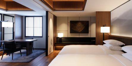 新しい京都に出合えるラグジュアリーホテル「HIYORIチャプター京都トリビュートポートフォリオホテル」が誕生!