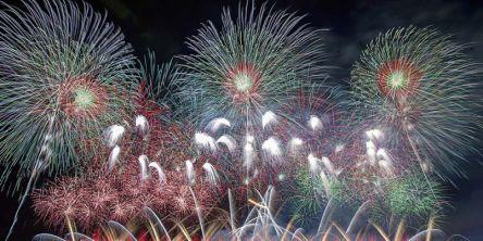 秋田県のおすすめ花火大会、2021年の開催・中止は?