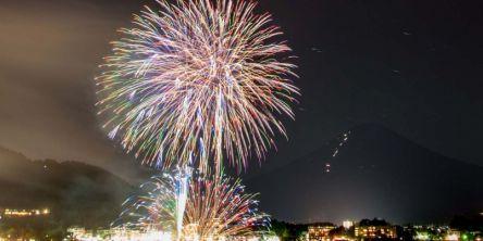 山梨県のおすすめ花火大会、2021年の開催・中止は?