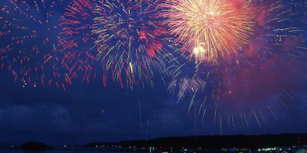 和歌山県のおすすめ花火大会、2021年の開催・中止は?