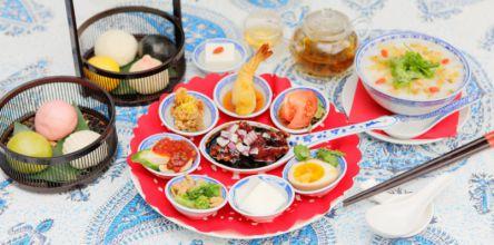 【大阪「CAFE SIK」】アジア×ヨーロッパMIXのオシャレすぎる空間で本格中華を味わい、香港旅行気分に!