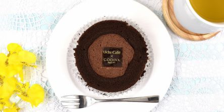 GODIVA×ローソン「ショコラロールケーキ」が復活!人気コラボ商品が再び