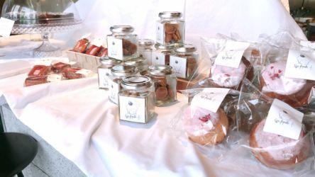週末限定オープン!中目黒高架下の手作り焼き菓子店「Effet papillon.」の美しく素朴なスイーツ