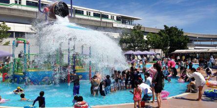 兵庫県のおすすめ屋外プール、2021年度の開催・中止は?