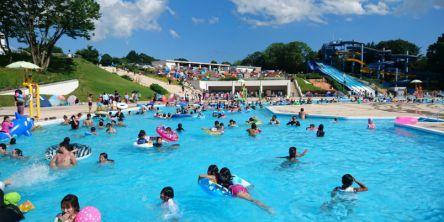 栃木県のおすすめ屋外・屋内プール、2021年度の開催・中止は?