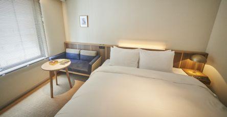 こだわり満載の「NOHGA HOTEL AKIHABARA TOKYO」でおひとりさまワーケーション!