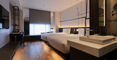 【宿泊レポ】日本初上陸のライフスタイルホテル「ACホテル・バイ・マリオット東京銀座」に潜入♪