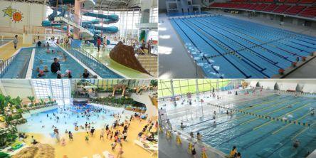 九州・沖縄の「年中楽しい!屋内プール」おすすめランキング【最新】
